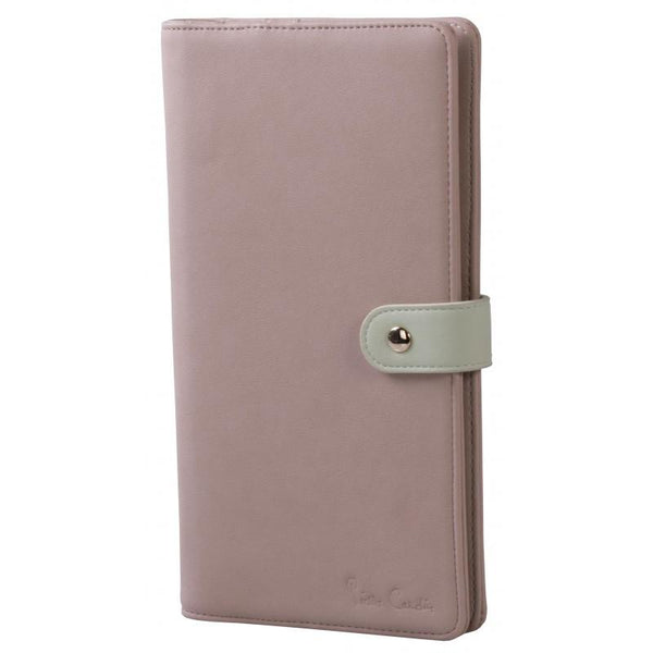 Pierre Cardin Travel Wallet Nude