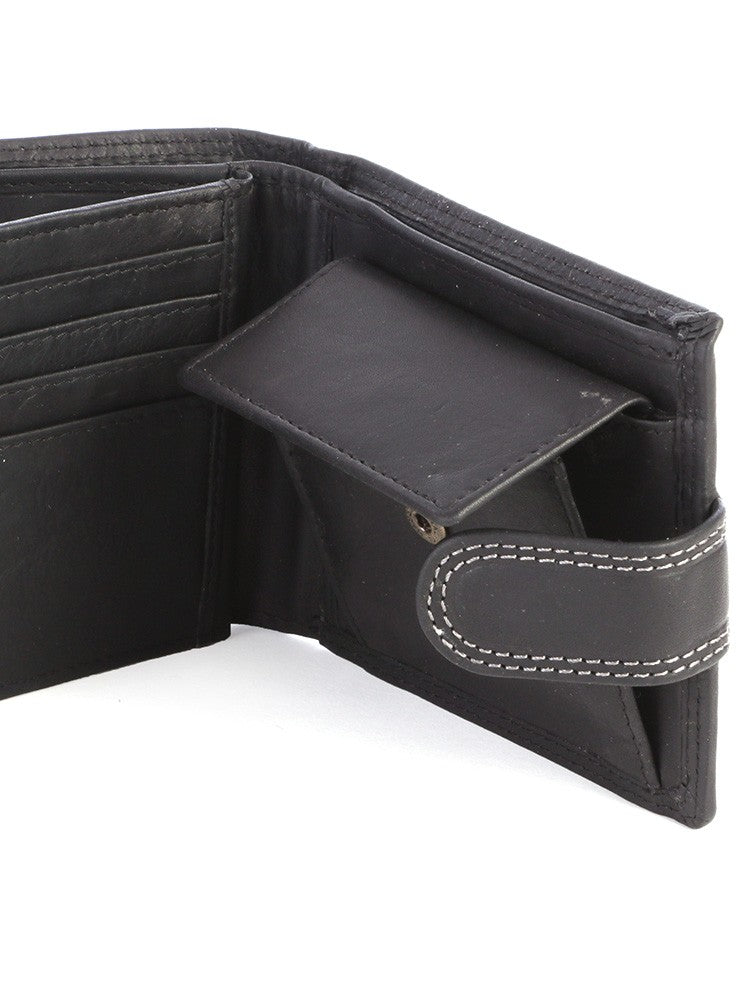 Polo Tuscany Tab Wallet Black