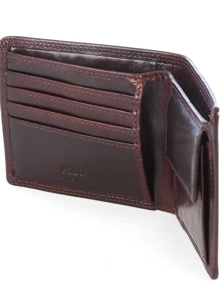 Polo Kenya Billfold With Coin Section