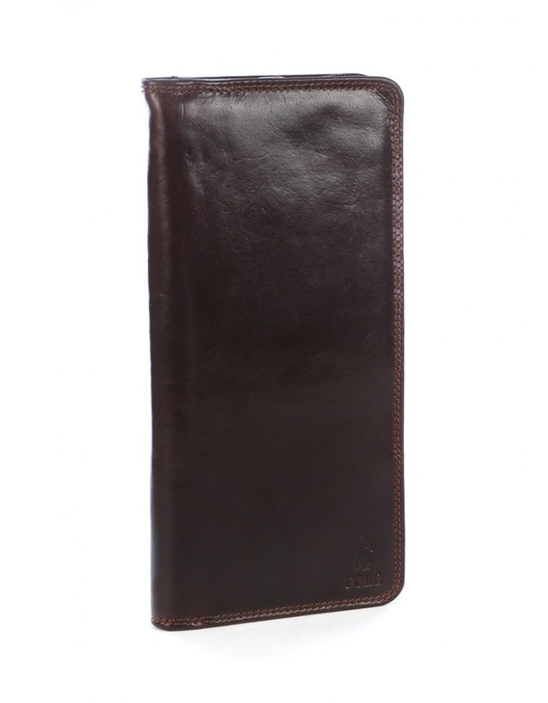 Polo Kenya Zip Around Travel Wallet