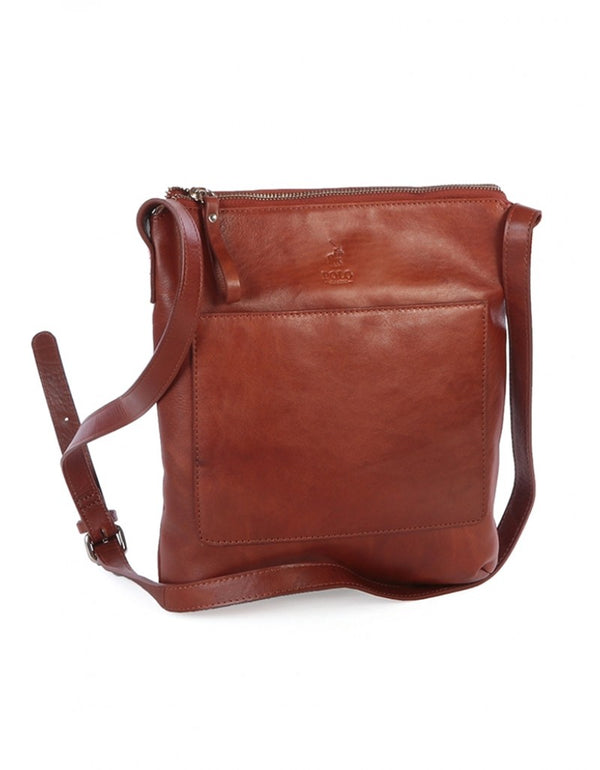 Polo Coachella Sling Bag Brown