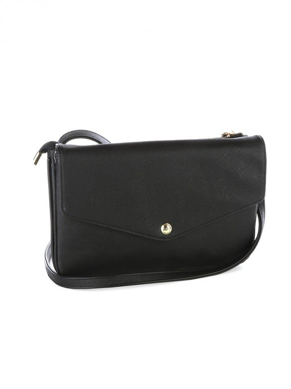 Polo Monticello Flap Over Sling Black
