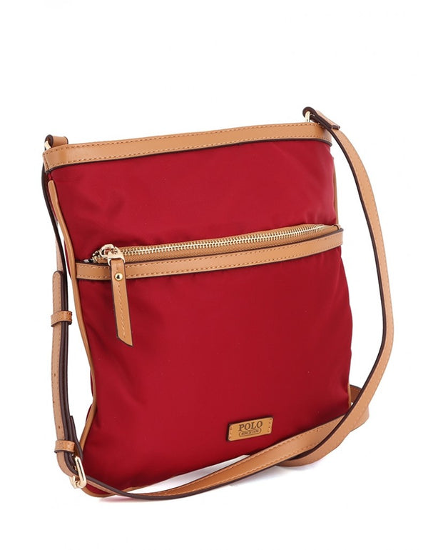 Polo Soho Cross-Body Sling Red