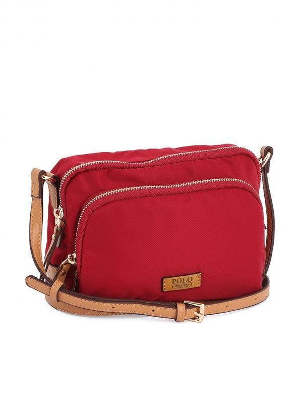 Polo Soho Small Sling Red