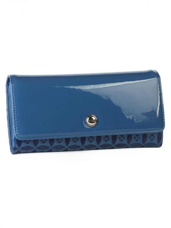 Polo Berkley Clutch Purse Blue
