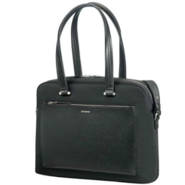 Samsonite Zalia Bailhandle Briefcase 14.1″ Black