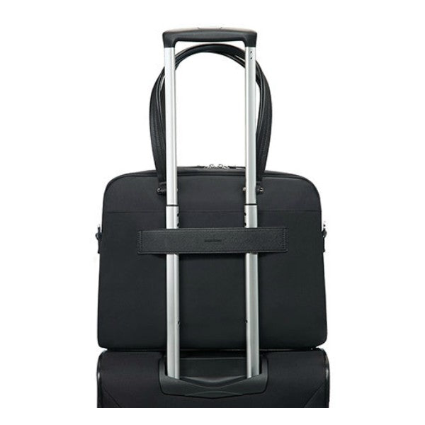 Samsonite Zalia Bailhandle Briefcase 14.1″ Biege