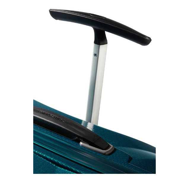 Samsonite Lite Shock 55cm Petrol Blue