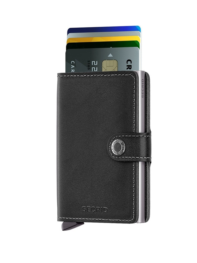 Secrid Original Mini Wallet Black