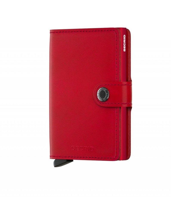 Secrid Original Mini Wallet Red