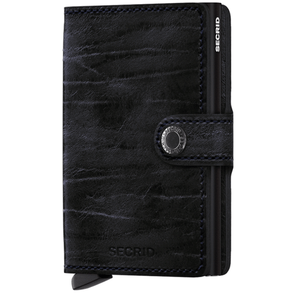Secrid Dutch Martin Night Blue Mini Wallet