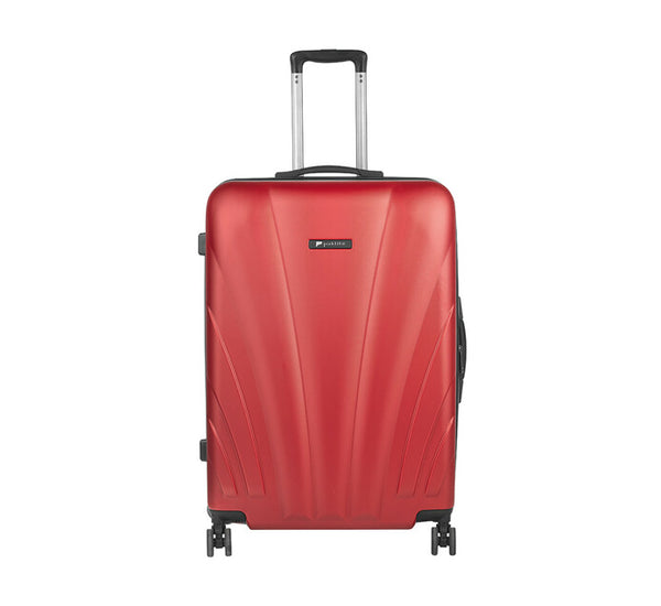 Paklite 75cm Atlantis Hardside Trolley Case Red