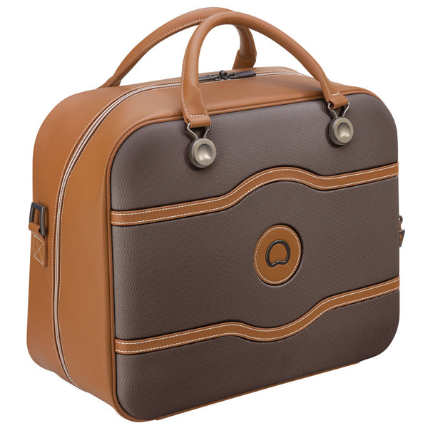 Delsey Chatelet Air Tote Brown