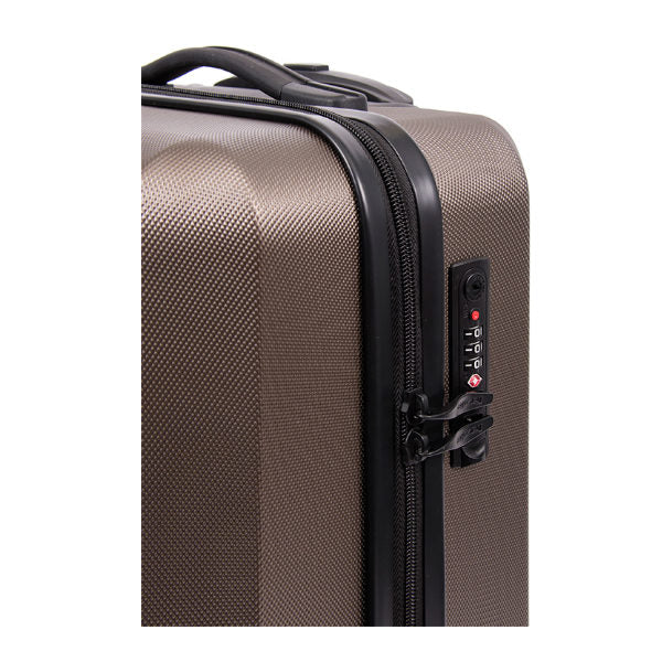 Travelite iSpot Verge 55cm Spinner Black