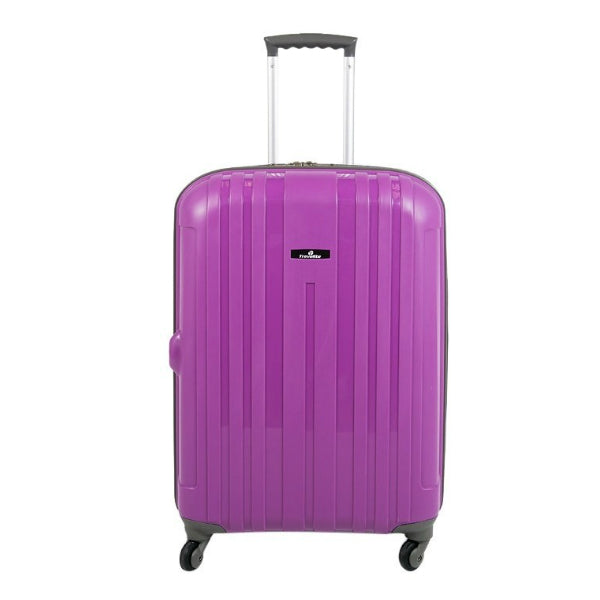 New Travelite Trend Spinner 65cm Purple