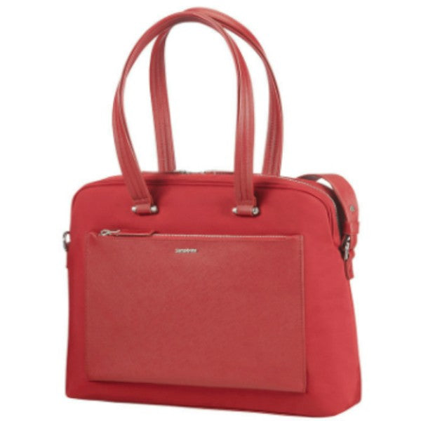 Samsonite Zalia Bailhandle Briefcase 14.1″ Red