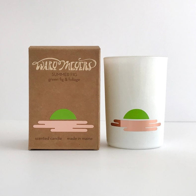 'Summer Fig' Candle