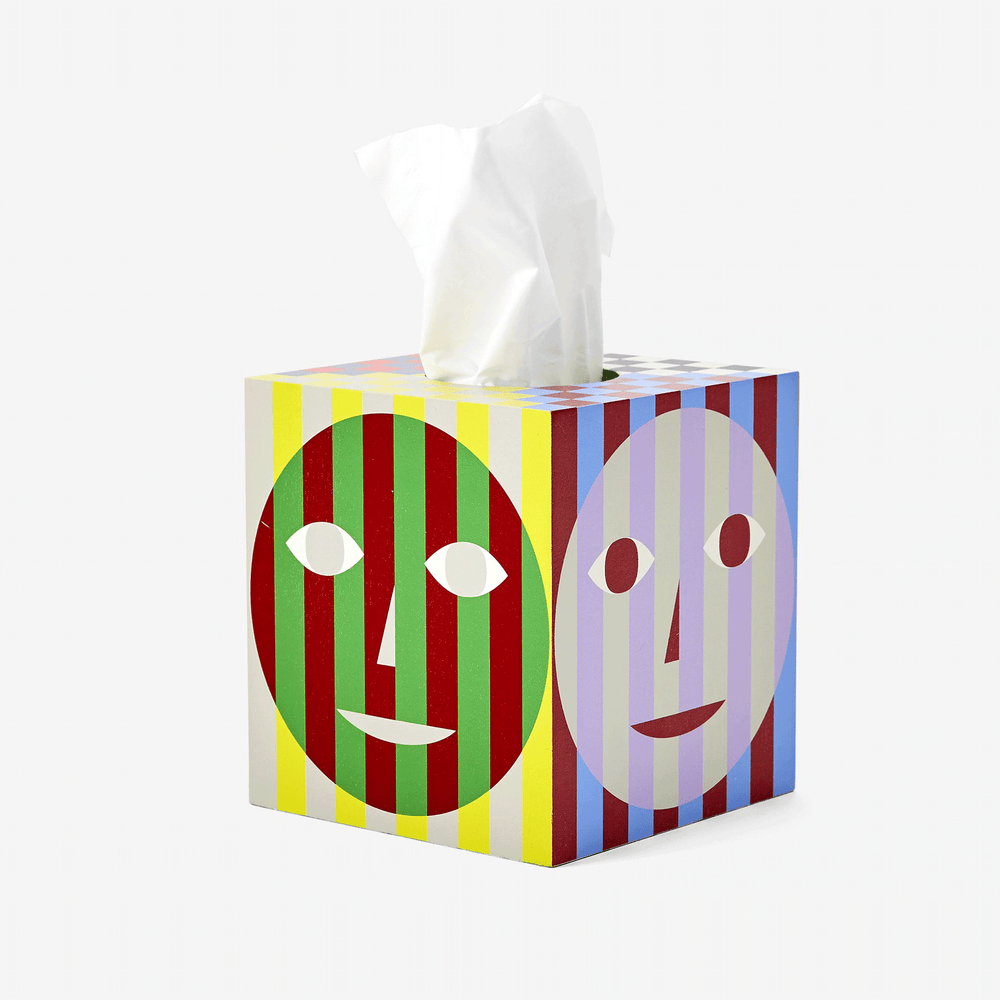 Everybody Tissue Box Cover