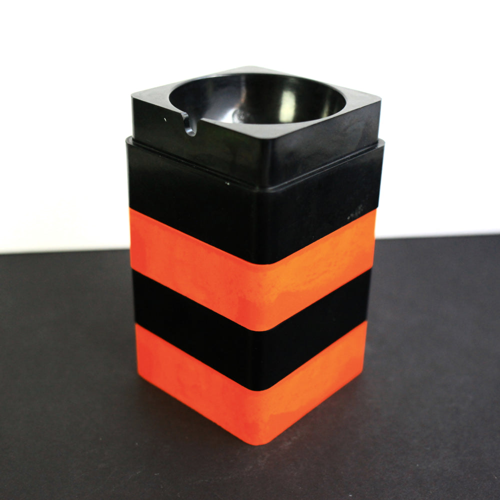 1970s Italian Stackable Ashtray Set