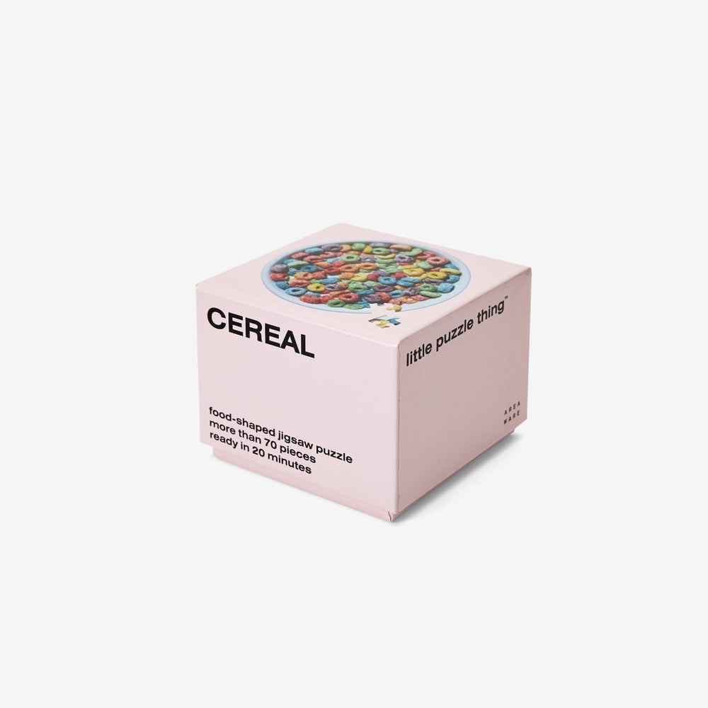 Little Puzzle Thing - Cereal