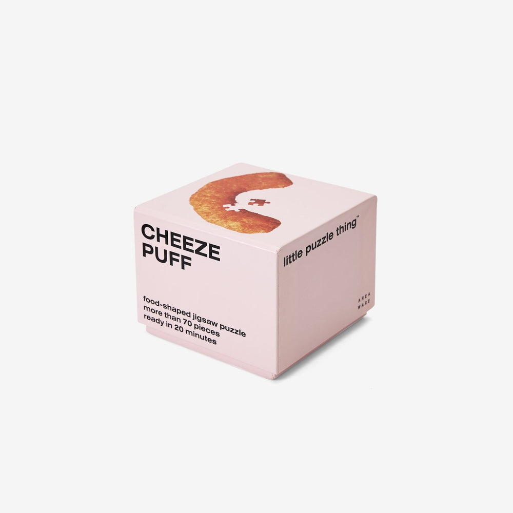 Little Puzzle Thing - Cheeze Puff
