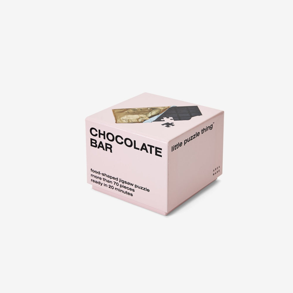 Little Puzzle Thing - Chocolate Bar