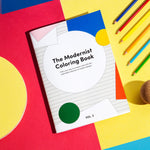 Modernist's Coloring Book Vol. 2