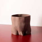 Group Partner - Nude Bottom Planter (Dark)