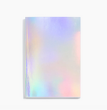Poketo Holographic Lined Notebook