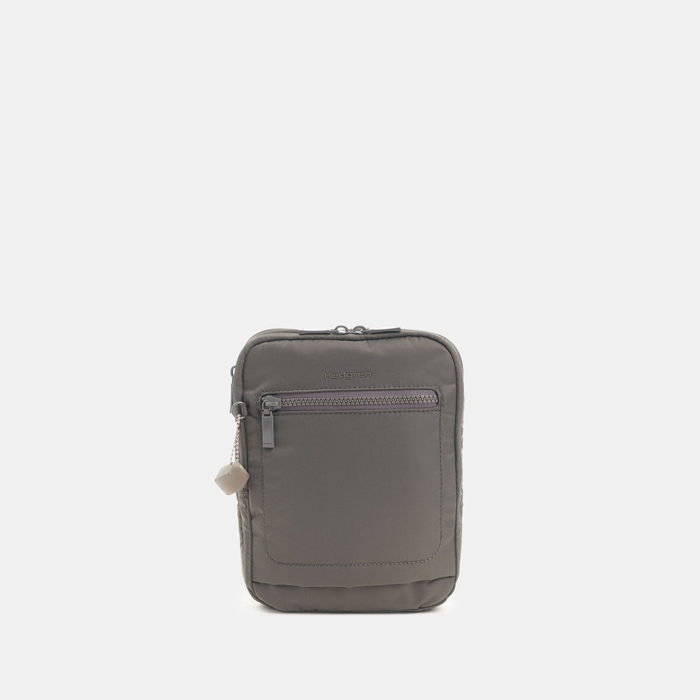 TREK Small Vertical Crossbody RFID
