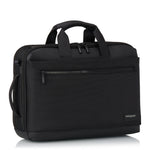 "DISPLAY 3 Way Briefcase Backpack  15,6"" RFID"