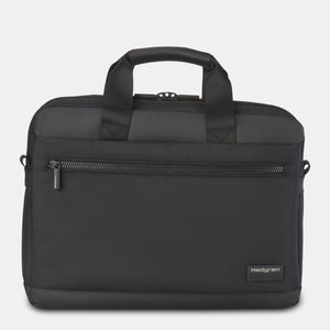 "Hedgren MODEM 1 COMP BRIEFCASE 15"" RFID"