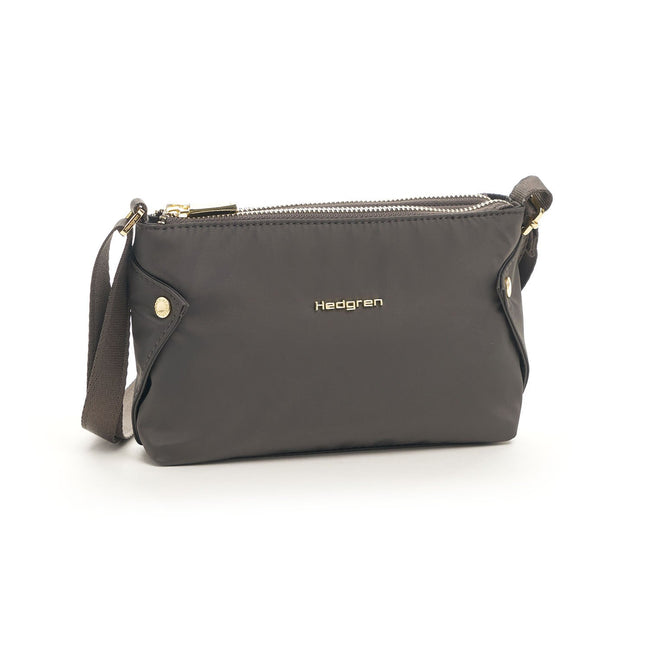 Triangular Premium Small Crossover Bag|Prisma Collection|Hedgren