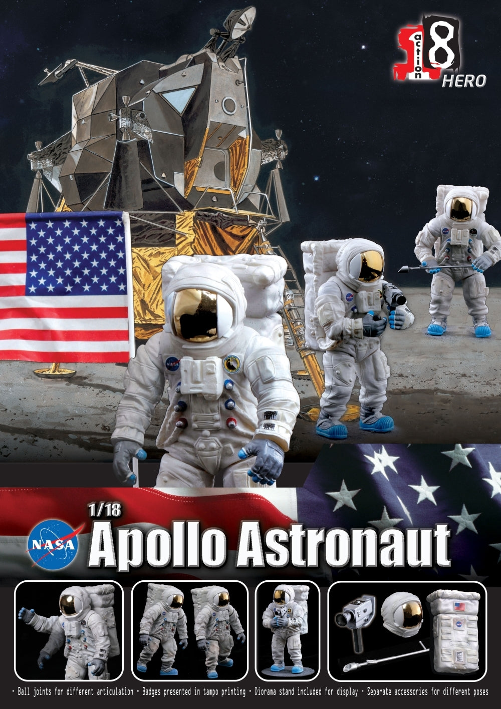 Apollo 18 Astronauts Died - Pics about space
