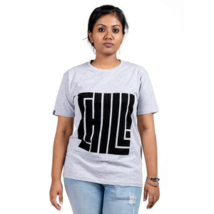Chill T-Shirt Female Model