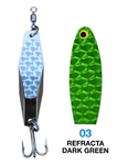 Deadly Dick Diamond Lure - 03 - Refracta Dark Green