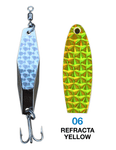 Deadly Dick Diamond Lure - 06 - Refracta Yellow