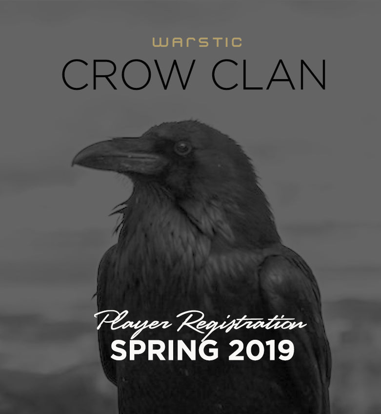 Crow Clan - Team Registration Fee - Spring 2019