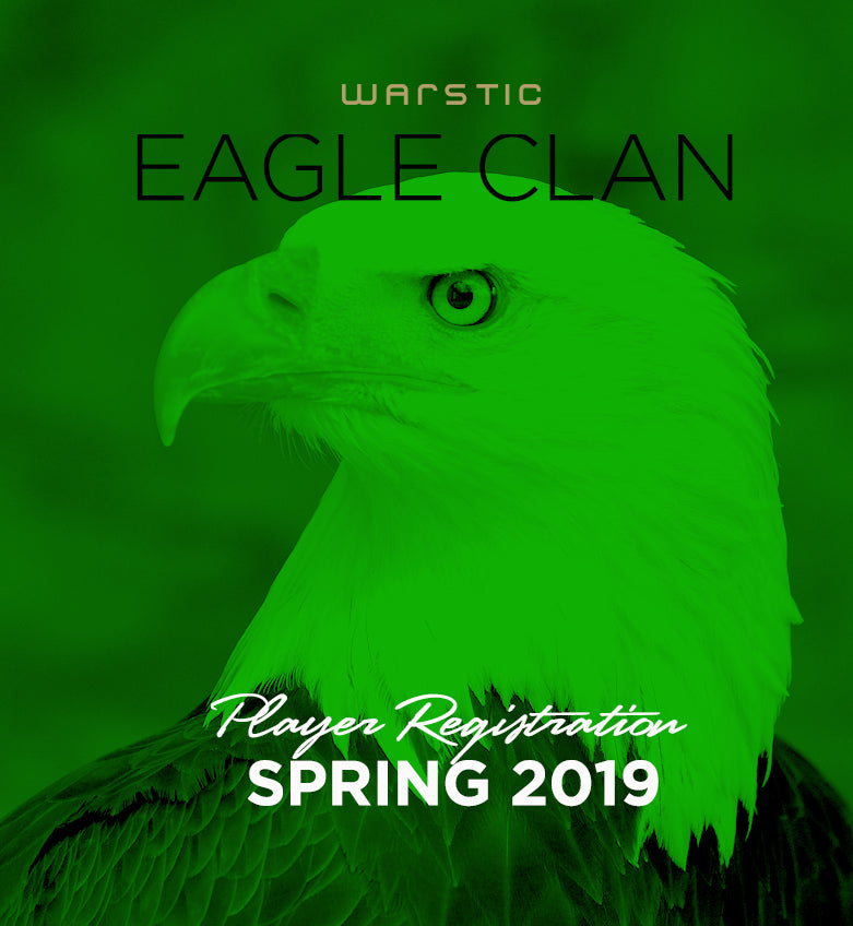 Eagle Clan - Team Registration Fee - Spring 2019