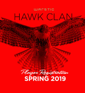 Hawk Clan - Team Registration Fee - Spring 2019