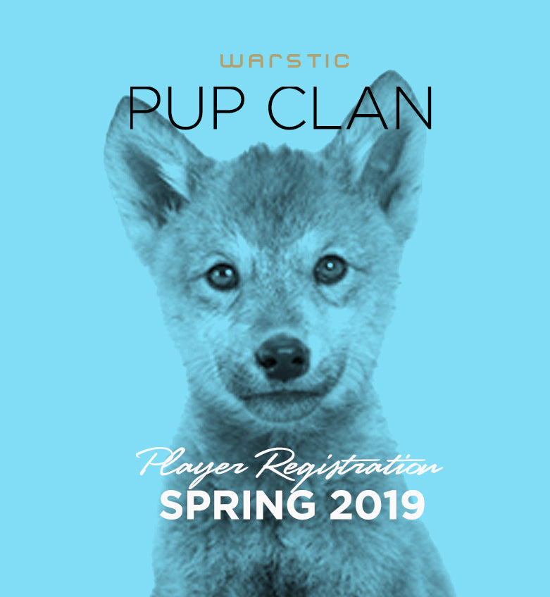 Pup Clan - Team Registration Fee - Spring 2019