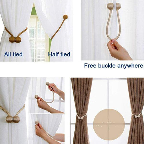 Magnetic Curtain