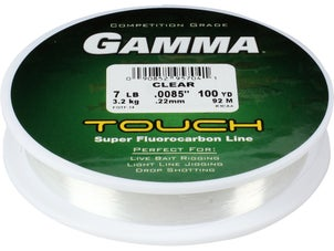 GAMMA TOUCH FLUOROCARBON
