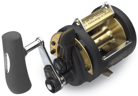 SHIMANO TLD 2SPD LRS 4BB 3.5 SW LEVEL CONVENTIONAL REEL