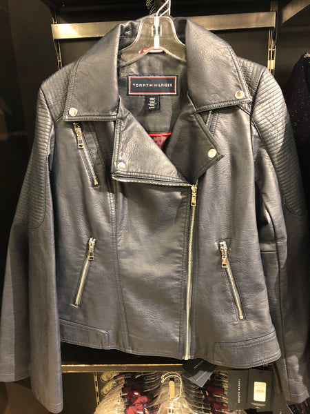 Tommy Leather Jacket