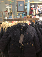Tommy Kids Blue Coat
