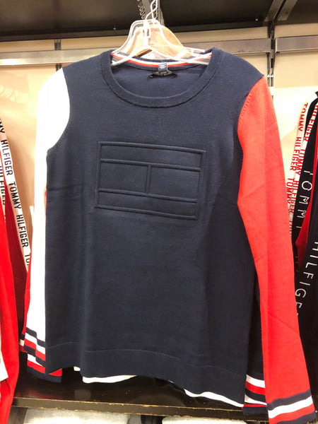 Tommy Long Sleeve Sweater