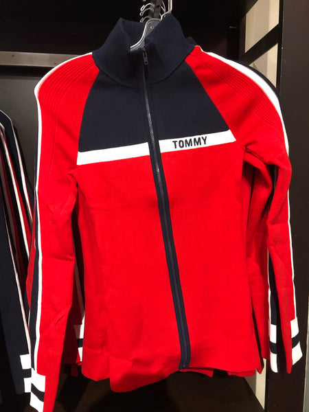 Tommy Zip-Up Jacket