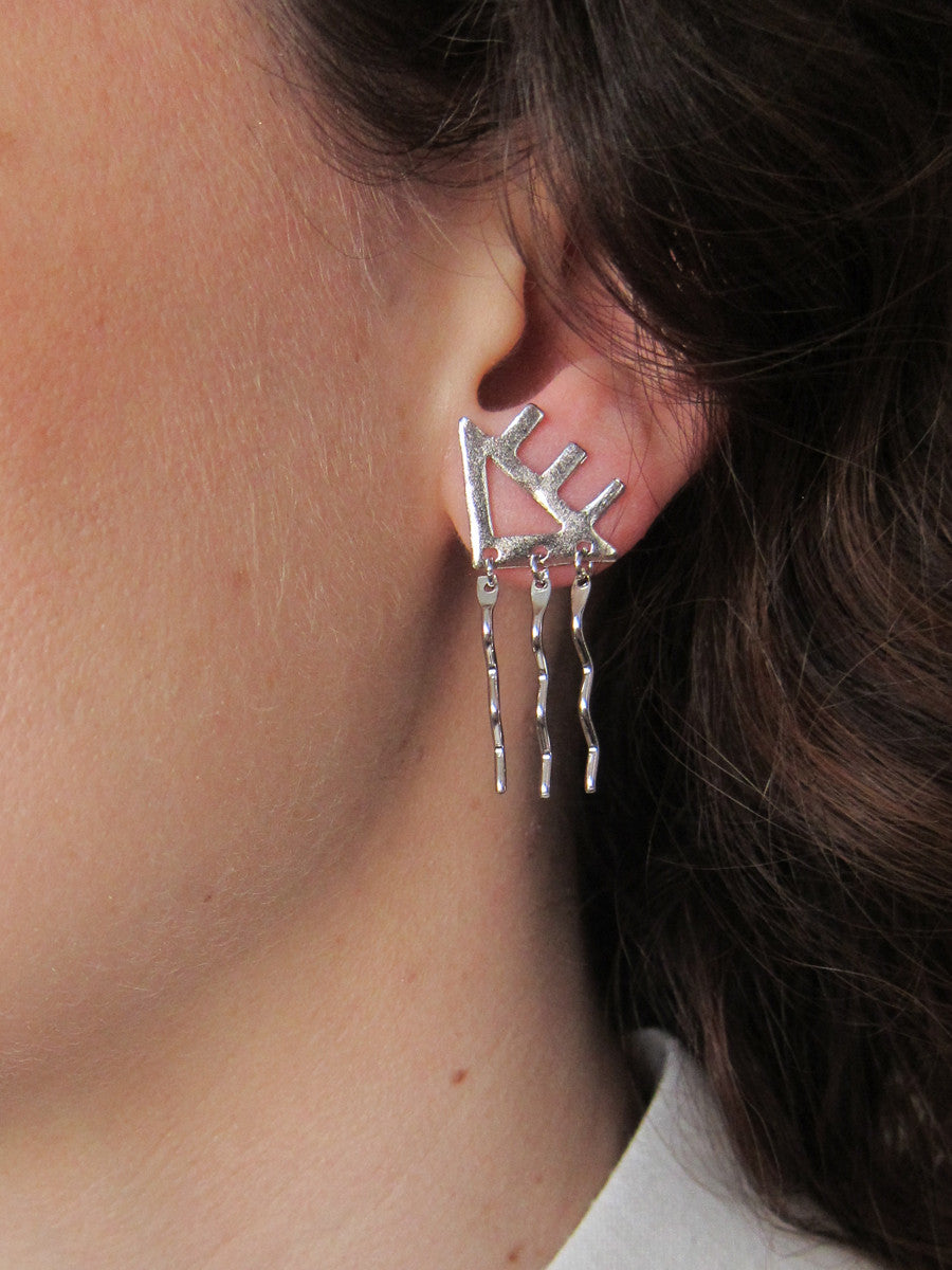 Vertigo Earrings