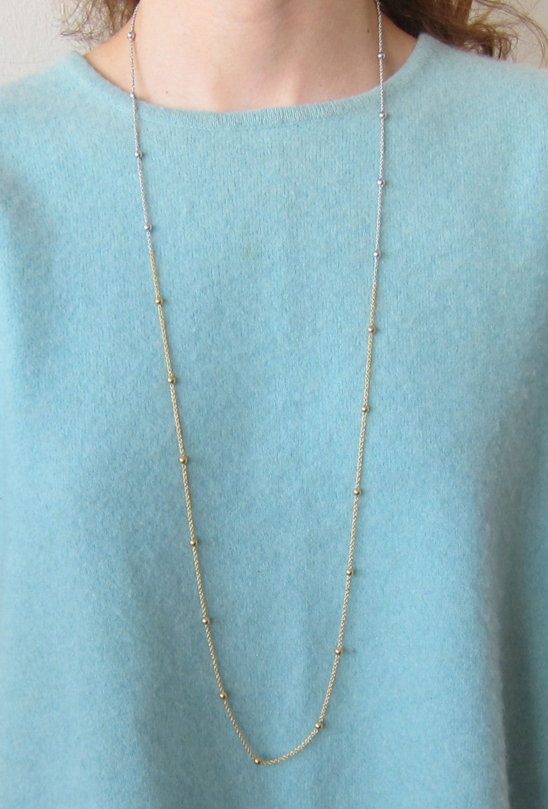 Long Ball Necklace